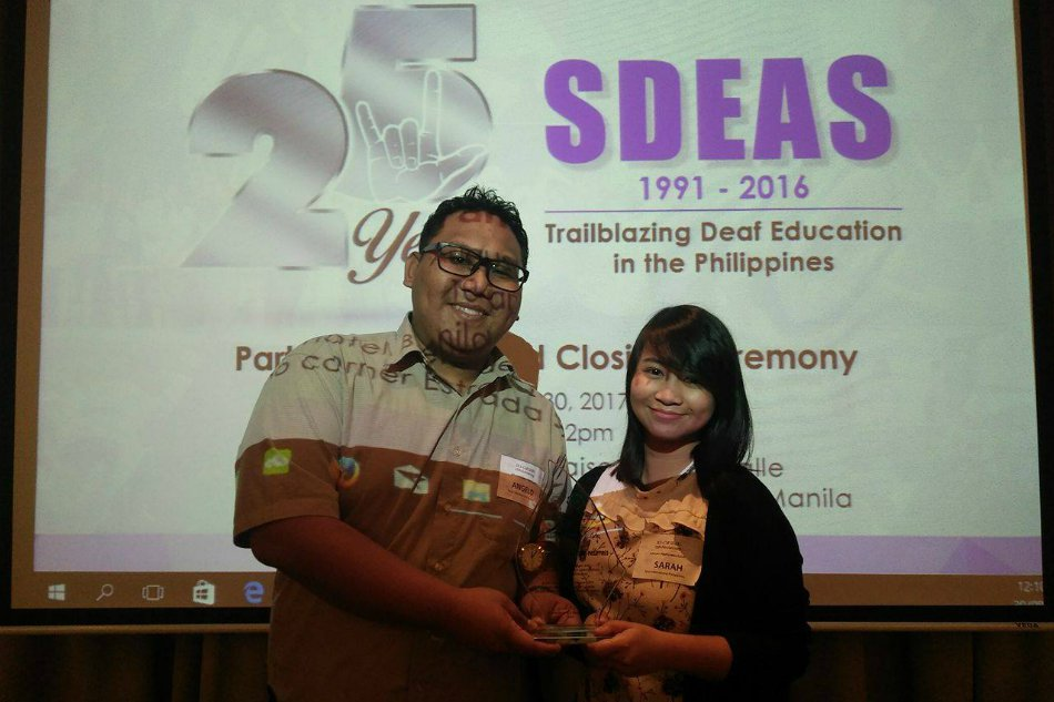 TELUS International Philippines lauded for providing opportunities for deaf employees
