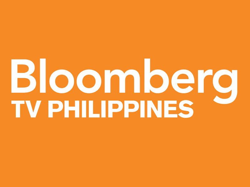 Bloomberg TV Philippines:  Interview with Regional VP, Rajiv Dhand