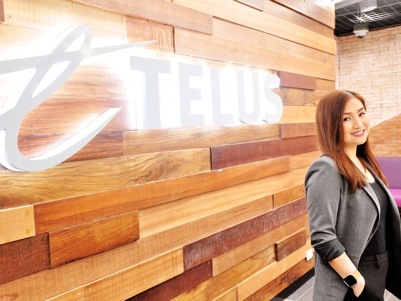 ABS-CBN News: TELUS House McKinley West opens with coolest facilities