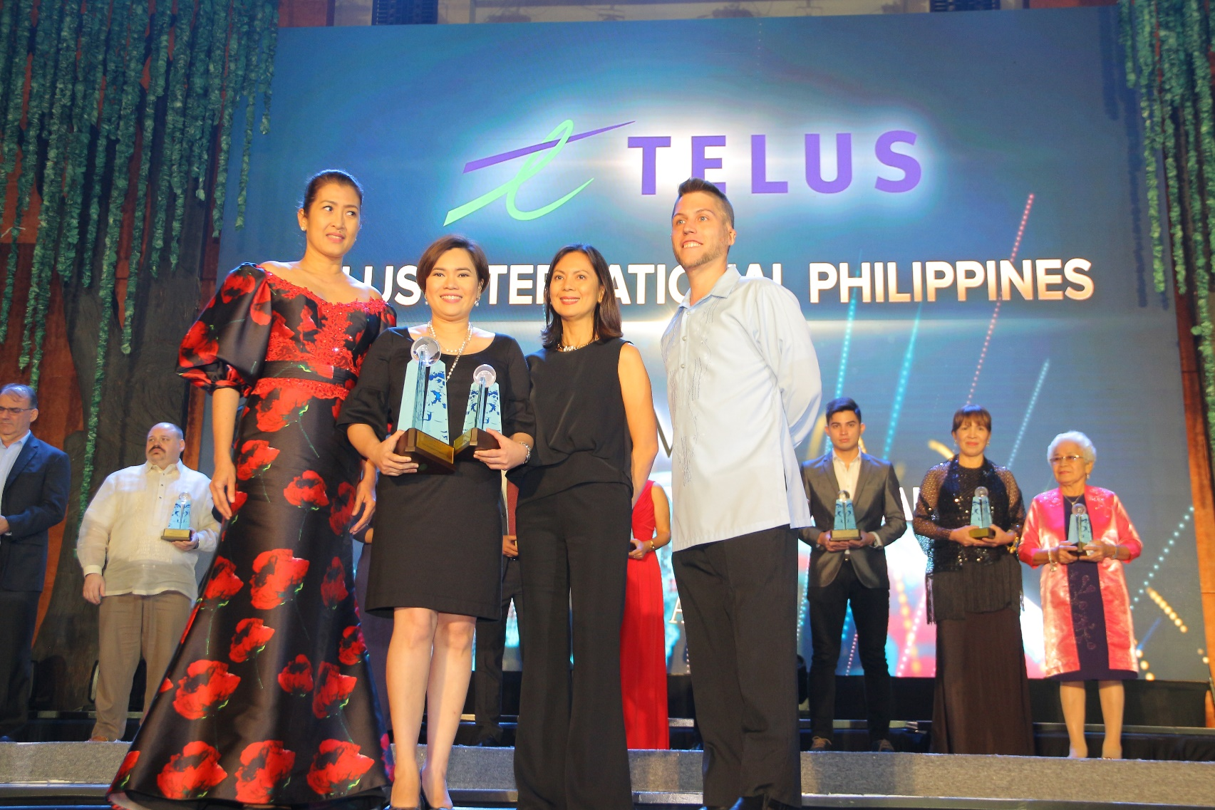 TELUS International Wins Corporate Social Responsibility Company of the Year for 2017